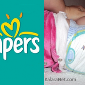 L'utilisation des couches Pampers pourrait être dangereux pour l'enfant