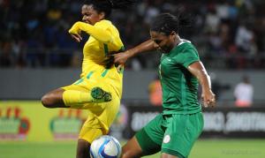 La demi finale Can féminine 2016 entre le Nigeria et l'Afrique du Sud a tenu toutes ses promesses