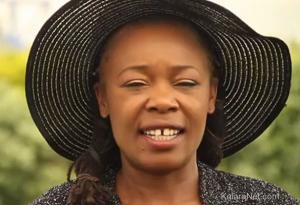 Sally Nyolo est une chanteuse et ambassadrice de bonne volonté