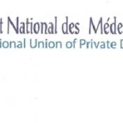 Le docteur Jules Ndjebet, président du bureau exécutif du Syndicat national des médecins privés
