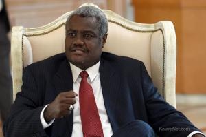 Moussa Faki Mahamat, président de la Commission de l'UA a été élu le 30.01.2017