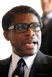 Theodorin Obiang est le vice-président de la Guinée Equatoriale