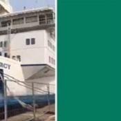Africa Mercy est un navire de l'ONG Mercy Ships