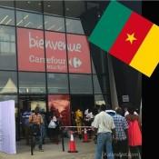 Carrefour Market a ouvert son premier supermarché à Douala au Cameroun