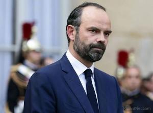 Edouard Philippe est le Premier ministre français