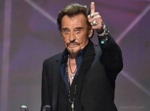 Johnny Hallyday  souffrait d'un cancer des poumons en phase terminale