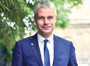 Laurent Wauquiez est un ancien ministre français