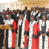 La grève des magistrats au Gabon est à durée illimitée