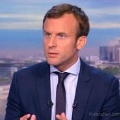 Emmanuel Macron est né le 21 décembre 1977