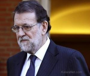 Mariano Rajoy est le Premier ministre espagnol