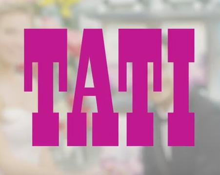 Première publicité Tati à la télévision