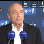 Alain Juppé sur E1 - iTélé - Le Monde