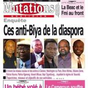 Les anti - Biya de la diaspora
