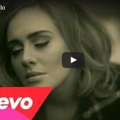 Adele - Hello sur Chocomeet