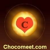 Logo chocomeet - Pinterest