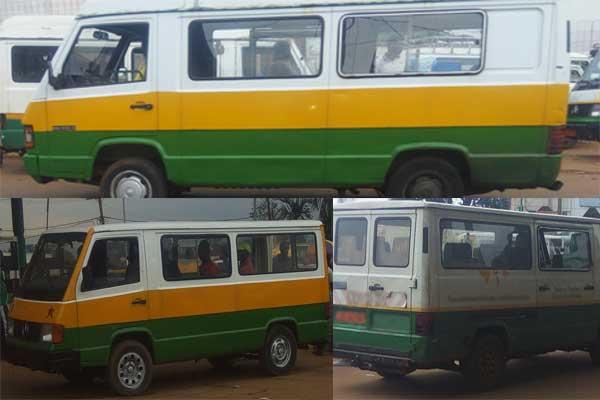 """Le """"clando"""" à Yaounde, le moyen de transportéconomique"""