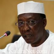 Tchad le vainqueur des élection Idriss Deby Itno – KalaraNet.com – Août 2016