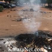 Une manifestation violentes éclate à Bamako au Mali