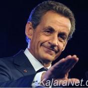 Nicolas Sarkozy confirme sa candidature dans son livre