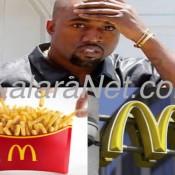 Kanye West et son poême pour les frites du Mc Do