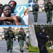 Un afro-américain tué par erreur par la police américaine
