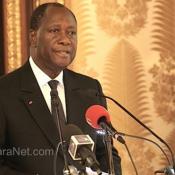 La Côte d'Ivoire veut résiver sa constitution pour fin 2016