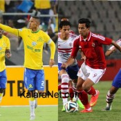 Les finaliste de la Champions League Afrique 2016
