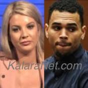 Miss Californie régionale l'accusatrice de Chris Brown