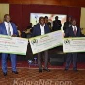 L'OAPI a organisé la première remise des awards de la marque camerounaise