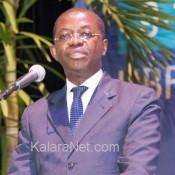 Séraphin Moudounga - l'homme qui dit non à Ali Bongo