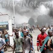 La communauté internationale appelle à une fin de la violence en RDC