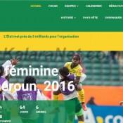 La CAN 2016 a un site web pour les fans