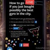 Facebook Live est la nouvelle fonctionnalité de Facebook