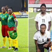Le Cameroun a gagné la demi finale Can féminine 2016 face au Ghana