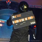 La carte Visa Orange Money coûtera 10.000 FCFA au Cameroun
