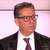 Frédéric Haziza est un journaliste de LCP