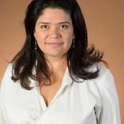 Raquel Garrido était la porte parole de la France Insoumise pendant la dernière campagne présidentielle