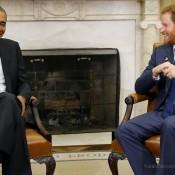 Barack Obama est aussi revenu sur son enfance pendant l'interview