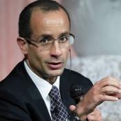 Marcelo Odebrecht est le PDG de l'entreprise familiale