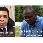 Avocats véreux protégés par Conseil de l'Ordre des avocats du Cameroun : Piendjio et Bissou